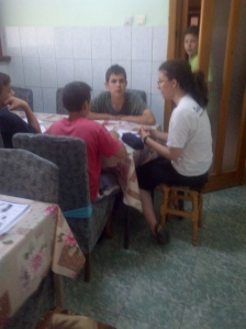 English lessons at Casa Ray Orphanage ( private)